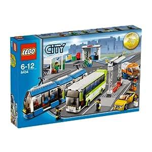 lego city 8404 les transports publics jeux et jouets. Black Bedroom Furniture Sets. Home Design Ideas