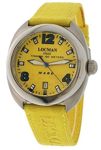 Locman 013600YL0005COY Reloj de pulsera unisex