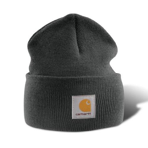 Carhartt A18 Watch Hat - Beanie - Mütze, Dunkelgrau