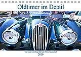 Oldtimer im Detail von Karin Vahlberg Ruf und Petrus Bodenstaff (Tischkalender 2019 DIN A5 quer): Oldtimer sind mittlerweile interessante Geldanlagen ... 14 Seiten ) (CALVENDO Mobilitaet)