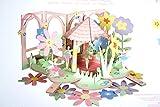 Meri Meri Fairy Wishes Centerpiece Tischdeko Kindergeburtstag Kinderparty