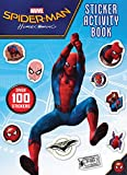 Spider-Man Homecoming Sticker Activity Book