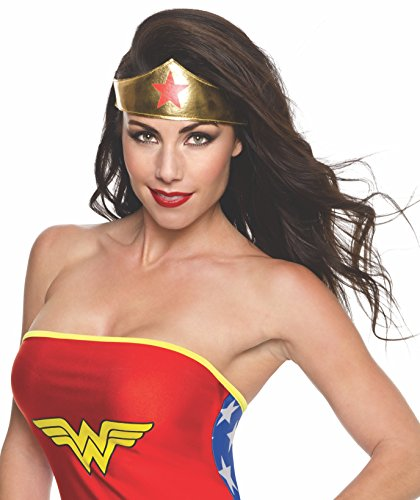Adult's Official Wonder Woman Tiara Headband