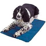 Esterilla refrigerante para mascotas - Cama para perros - Ideal para el coche - 40 x 50 cm