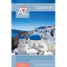 A to Z Guide to Santorini 2014