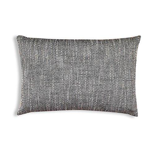 Unbekannt ROLLER Kissen CARUSO - grau - mit Füllung - 40x60 cm