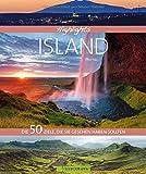 Highlights Island: Die 50 Ziele, die Sie gesehen haben sollten - Ein Island Bildband und Reiseführer in einem mit Sehenswürdigkeiten, Vulkanen, Gletschern für Ihre Reise nach Island - Olaf Krüger