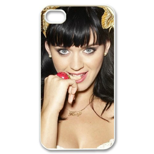 LP-LG Phone Case Of Katy Perry For Iphone 4/4s [Pattern-6] Pattern-4