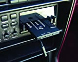 ION Audio CASSETTE ADAPTER Enceinte pour MP3 & Ipod Noir