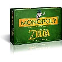 The Legend of Zelda Monopoly Brettspiel