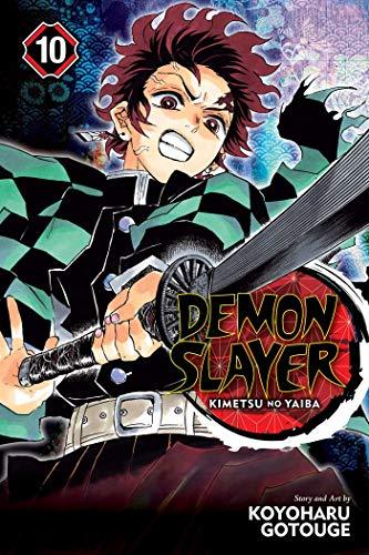 Demon Slayer Kimetsu No Yaiba 10: Shonen Jump