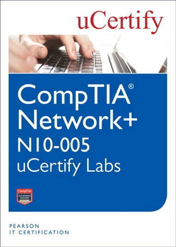 CompTIA Network+ N10-005 uCertify Labs Student Access Card (Network Simulator) por uCertify