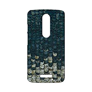 BLUEDIO Designer Printed Back case cover for Motorola Moto X3 (3rd Generation) - G6122