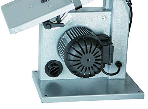 Scheppach Bandsäge HBS20, Säge mit kraftvollem Induktionsmotor, Längsanschlag, robuster Stahlkonstruktion, großer Durchlasshöhe und Schnellverschluss - 2