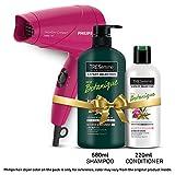 #4: TRESemme Nourish & Replenish Shampoo 580ml & Conditioner 220ml Combo Pack + Philips Hair Dryer