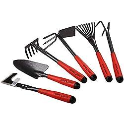 FLORA GUARD Outils de Jardinage -6 pièces Outils de Jardinage K718