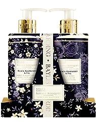 Baylis & Harding Hand Wash and Hand Lotion Set, Royale Bouquet
