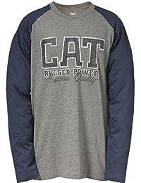 Cat C1510462 - T-shirt à manches longues - Homme