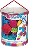 Bristle Block 50 piece Basic builder bucket