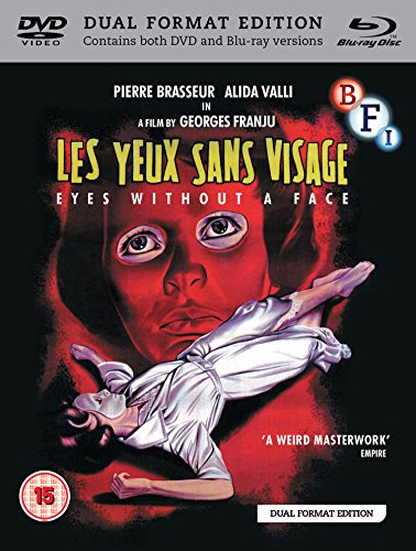 Bild von Eyes Without a Face (Dual Format Edition) [DVD+ Blu-ray] [UK Import]