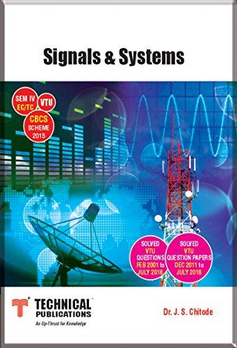 Signals & Systems for VTU (SEM -IV EC/TC Course-2015)