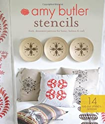 Chronicle Books Amy Butler Stencils: Fresh, Decorative Patterns for Home, Fashion & Craft by Amy Butler (2013-08-06)