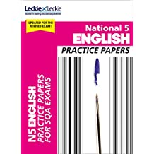 National 5 English Practice Papers for SQA Exams (Practice Papers for SQA Exams)
