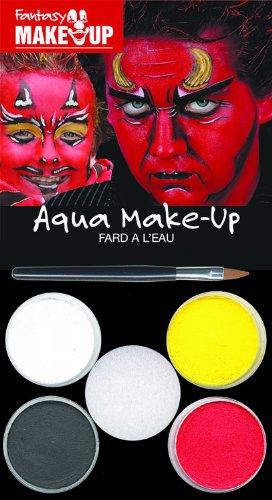 KREUL 37084 Fantasy Aqua Make Up Picture Pack Teufel