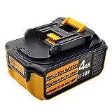Ricambio per Makita 18V 4.0Ah BL1840 BL1830 BL1840 batteria ricaricabile agli ioni di litio con indicatore di funzionamento a LED per trapano combinato 18-Bit-LXT DHP482Z HP331DZ DHP453Z DHP458Z