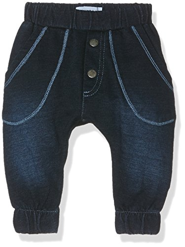 Bellybutton Kids Baby-Jungen Jeanshose, Blau (Dark Blue Denim|Blue 0012), 68