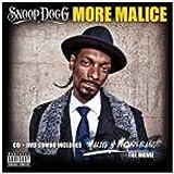 More Malice CD+DVD, Explicit Lyrics Edition by Snoop Dogg (2010) Audio CD