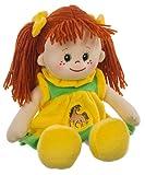 Heunec 470477 - Poupetta Lotte mit rotem Haar L