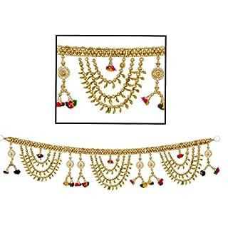 Toran Door Hanging Toran Window Valance Dream Catcher Home Décor interior pooja bandanwaar Diwali gift festival colorful indian handicraft love.TORAN40