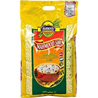 Mahmood 500 Premium Basmati Rice 1121 - 10 KG White