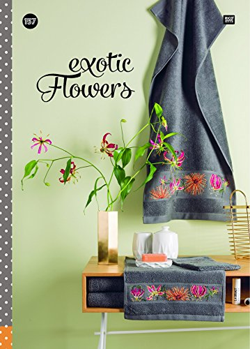 Buch 157 Exotic Flowers