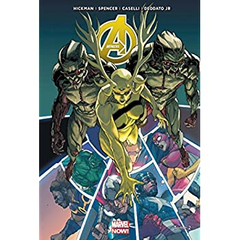 AVENGERS MARVEL NOW T03