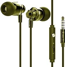 A&S Enterprises One Plus 6:Compatible Earphone with Mic (Black)