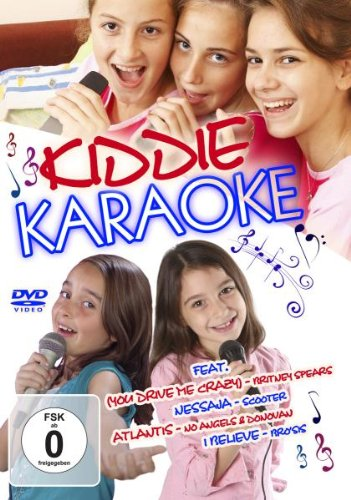 Dvd Kinder Karaoke (Karaoke - Kiddie Karaoke)
