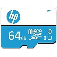 HP 64GB Class 10 MicroSD Memory Card (HP-MSDCWAU1-64GB)