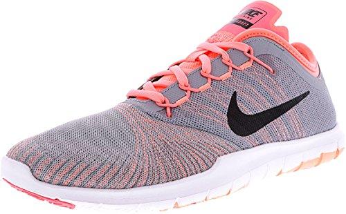 Nike Flex Adapt, Scarpe stringate donna multicolore multicolore hellgrau-koralle