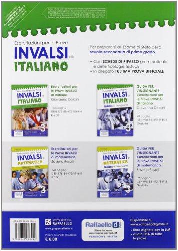Esercitazioni per le prove Invalsi di italiano. Per le Scuole