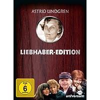 Astrid Lindgren Liebhaber-Edition (10 DVDs)