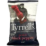 Tyrrell's Chips Sel de Mer Poivre Noir 150 g