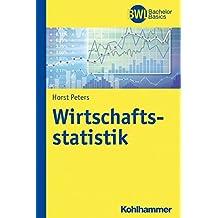 Wirtschaftsstatistik (BWL Bachelor Basics)