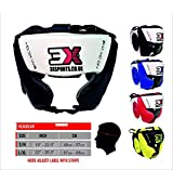 3X Sports Kopfschutz Boxen Kampfsport Boxtraining Kickboxen Sparring Head Guard
