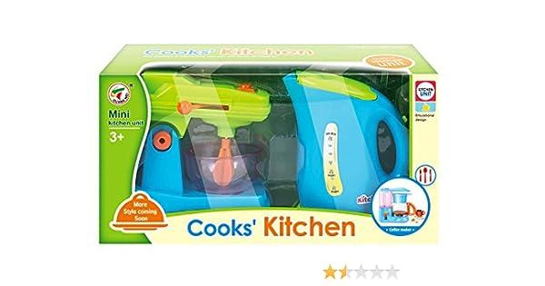 BN0196723 Robot de Cuisine Petit Mod/èle Blanc Joueco Bouilloire