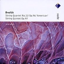 Dvorak : String Quartet No 12 Op. 96 & String Quintet Op. 97