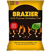 CPL Brazier Smokeless Coal 20Kg - ukpricecomparsion.eu