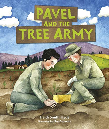 Pavel and the Tree Army (English Edition)
