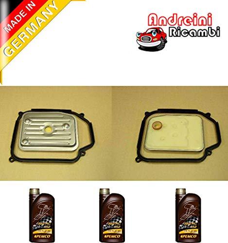 KIT FILTRO CAMBIO AUTOMATICO OLIO GOLF IV 1.6 FSI 81KW DAL 2002 -> 2007/1003